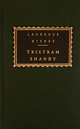 Tristram Shandy (Everyman's Library), Sterne, Laurence