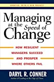 Buy Managing At the Speed of Change from Amazon
