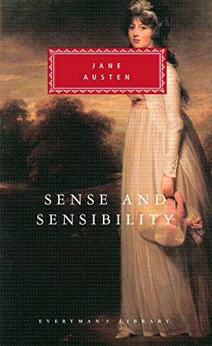Sense and Sensibility (Everyman's Library), Austen, Jane