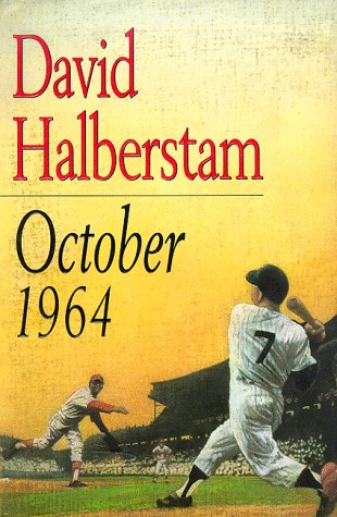 October 1964, Halberstam, David