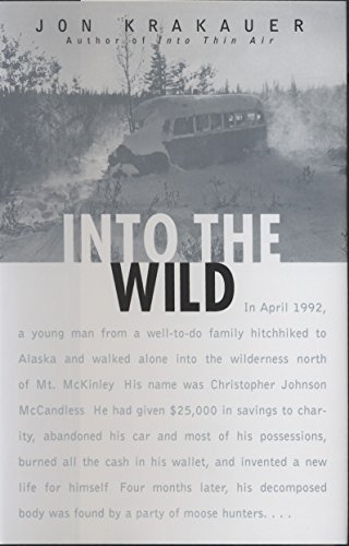 Into the Wild, Krakauer, Jon