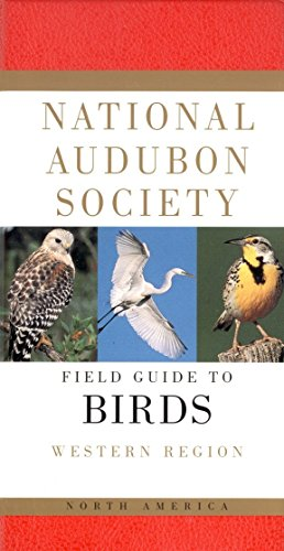 National Audubon Society Field Guide to North American Birds, Western Region, Miklos D. F. Udvardy