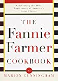 The Fannie Farmer Cookbook : Anniversary