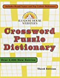 Random House Webster's Crossword Puzzle Dictionary