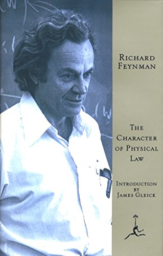 The Character of Physical Law (Modern Library), by Feynman, R.