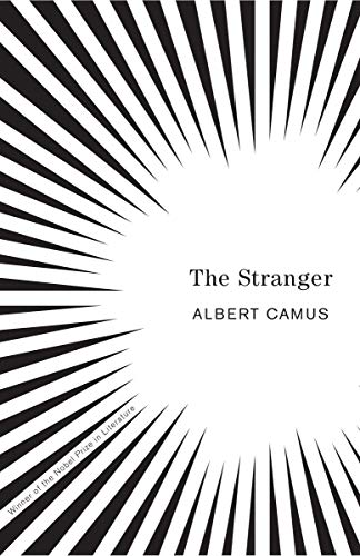 Book Cover: The Stranger by Albert Camus