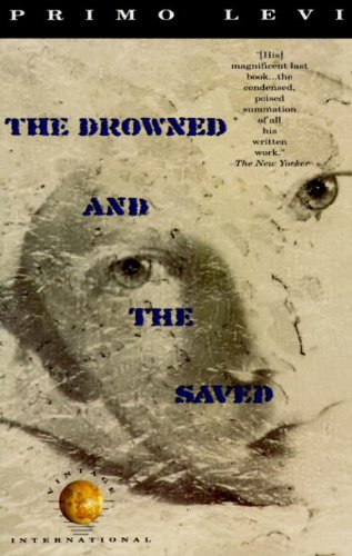 The Drowned and the Saved, by Levi, P
