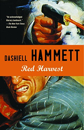 Red Harvest, by Hammett, Dashiell