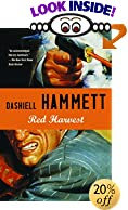 Red Harvest (Vintage Crime/Black Lizard) by Dashiell Hammett