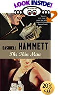 The Thin Man (Vintage Crime/Black Lizard) by  Dashiell Hammett, Jeff Stone (Editor) (Paperback - August 1992)