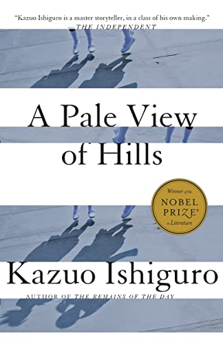 A Pale View of Hills, Ishiguro, Kazuo
