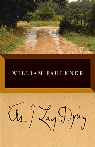 As I Lay Dying: The Corrected Text, Faulkner, William