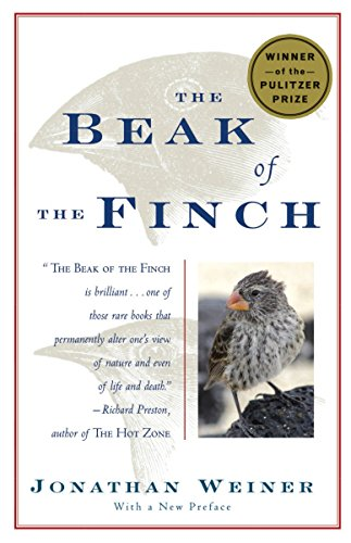 The Beak of the Finch: A Story of Evolution in Our Time, by Weiner, Jonathan