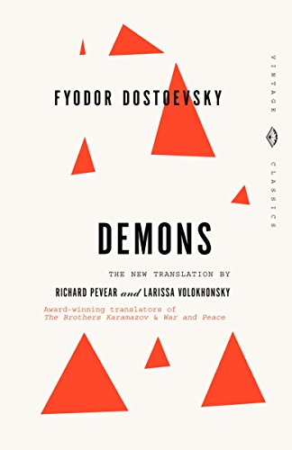 Demons: A Novel in Three Parts (Vintage Classics), Dostoevsky, Fyodor