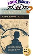 Ripley's Game (Vintage Crime/Black Lizard) by  Patricia Highsmith (Paperback - November 1993) 