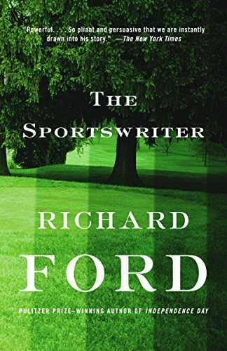 The Sportswriter: Bascombe Trilogy, by Ford, Richard