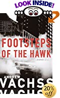 Footsteps of the Hawk by  Andrew H. Vachss, Edward Kastenmeier (Editor) (Paperback - November 1996) 