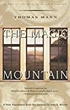 Book Cover: The Magic Mountain By Thomas Mann