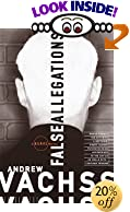 False Allegations (Vintage Crime/Black Lizard) by  Andrew H. Vachss (Paperback - November 1997)