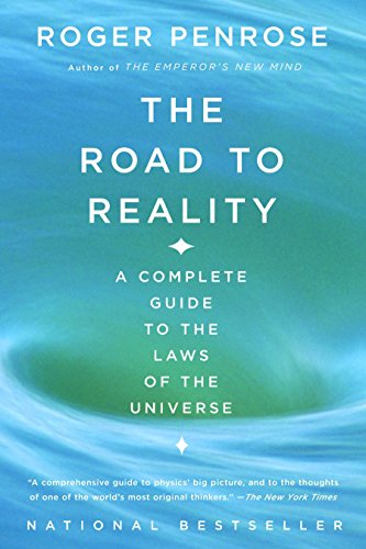 The Road to Reality Book Cover Picture