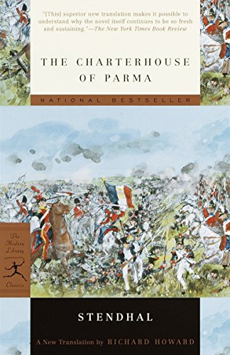 The Charterhouse of Parma (Modern Library Classics), Stendhal