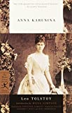 Cover Image of Anna Karenina (Modern Library Classics) by Leo Tolstoy, Mona Simpson published by Modern Library