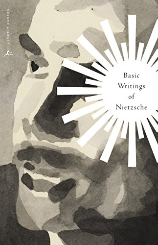 Basic Writings of Nietzsche Book Cover Picture