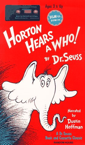 Horton Hears a Who! (Classic Seuss)