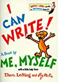 I Can Write (1971) (Book) written by Dr. Seuss