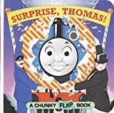 Surprise, Thomas! (A Chunky Flap Book)