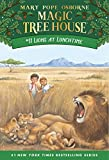 Magic Tree House #11: Lions at Lunchtime (A Stepping Stone Book(TM))