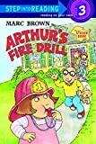 Arthur's Fire Drill (Step Into Reading Sticker Book)