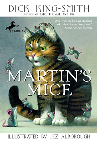 Martin's Mice, King-Smith, Dick