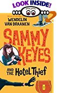 Sammy Keyes and the Hotel Thief by  Wendelin Van Draanen (Paperback - August 1998)