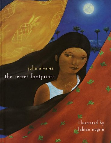 The Secret Footprints, Alvarez, Julia