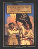 Cover Image of Treasure Island by Robert Louis Stevenson, N.C. Wyeth published by Atheneum