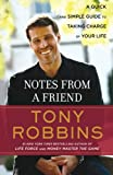 Buy Notes from a Friend : A Quick and Simple Guide to Taking Control of Your Life from Amazon