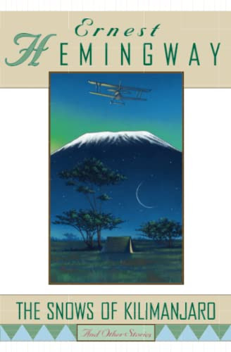 The Snows of Kilimanjaro and Other Stories, Hemingway, Ernest