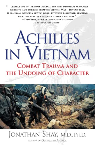 Achilles in Vietnam Book Cover Picture