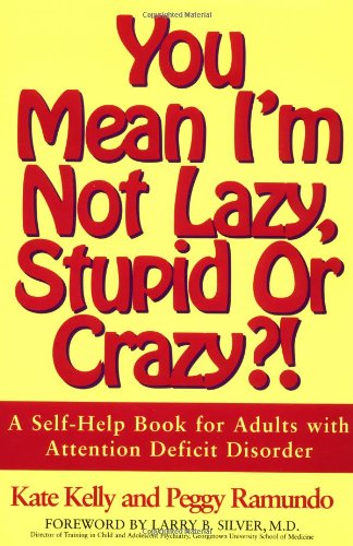 Featured Book for Attention Deficit DIsorder