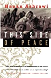 This Side of Peace - by Hanan Ashrawi