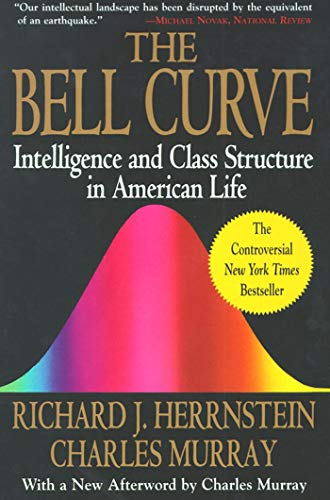 The Bell Curve Book Cover Picture
