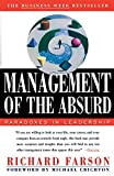 Buy Management of the Absurd from Amazon