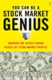 Book Cover: You Can Be A Stock Market Genius by Joel Greenblatt