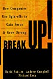 Buy Breakup!: How Companies Use Spin-Offs to Gain Focus and Grow Strong from Amazon