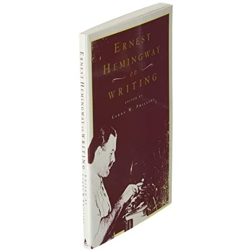 thesis about ernest hemingway