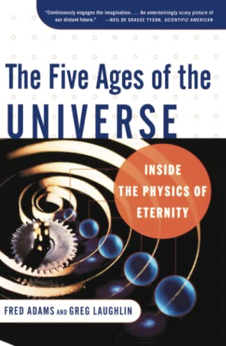 The Five Ages of the Universe Book Cover Picture