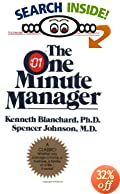 review or buy The One Minute Manager