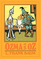 Book Cover: Ozma of Oz by L Frank Baum