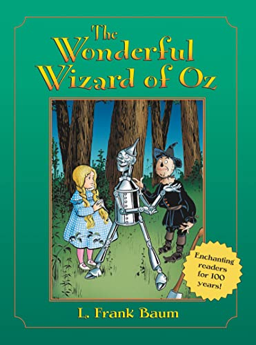 The Wonderful Wizard of Oz (Books of Wonder), Baum, L. Frank